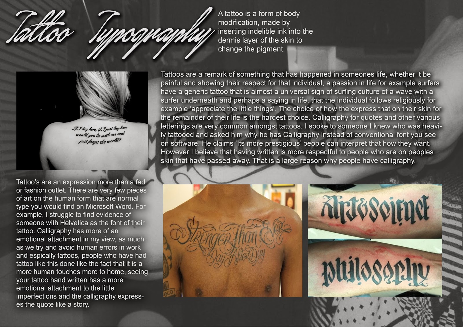 argumentative essay body modification This is the website for my brvgs senior project on body modification.