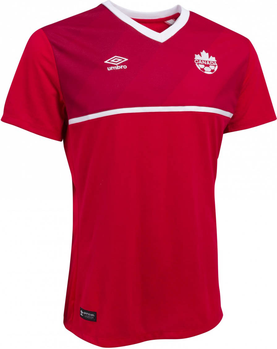 Canada 2015 Home And Away Kits Released Footy Headlines