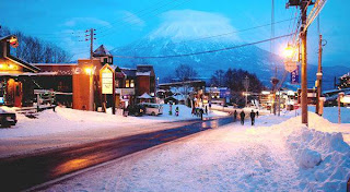 Niseko Ski Resort Hokkaido, Japan (Best Honeymoon Destinations In Asia) 8