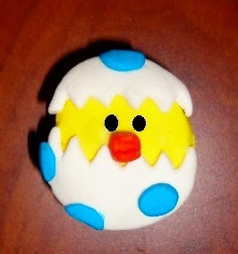 """easter cupcake ideas""""chick cupcake""""kids cupcake ideas""""cupcake topper"""