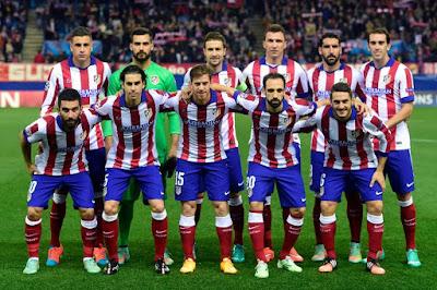 Daftar Skuad Pemain Atletico Madrid 2015-2016