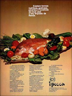 anos 70.  Reclame 1976.  década de 70. os anos 70; propaganda na década de 70; Brazil in the 70s, história anos 70; Oswaldo Hernandez;