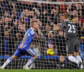 Chelsea Taklukkan Manchester City 2-1