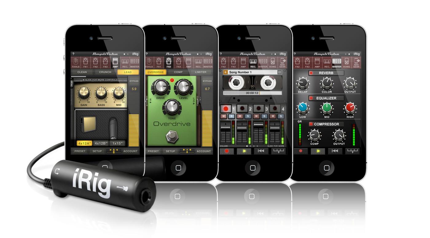 Irig AmpliTube desde 4,99 €!!