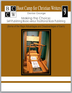 Making the Choice: Self-Publishing Books versus Traditional Book Publishing!