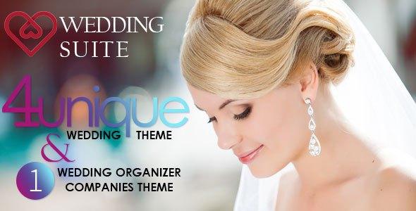 Download Wedding Suite WordPress Wedding Theme Free