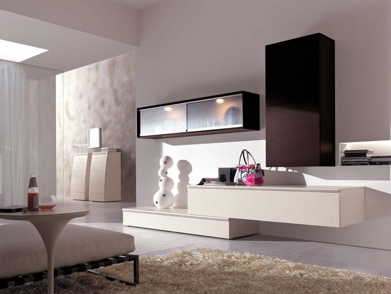 Arredamento moderno mobili soggiorno moderno for Foto arredamento casa moderno