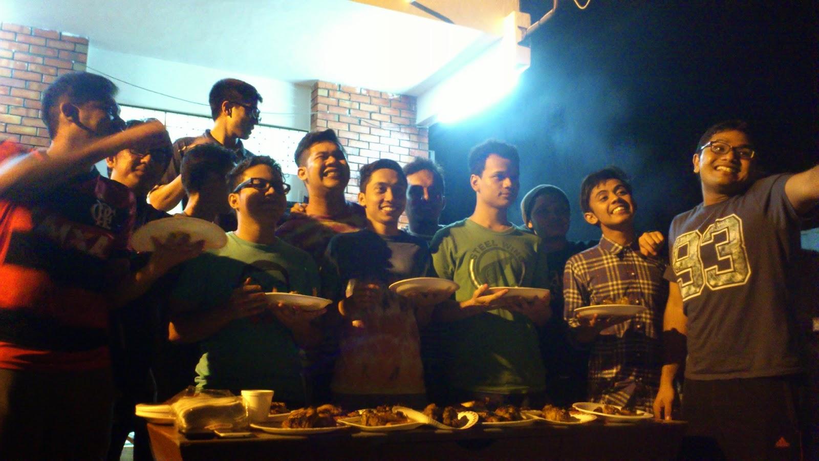 Reunion MRSM Kepala Batas 2nd Batch di PD .:TEASER:.