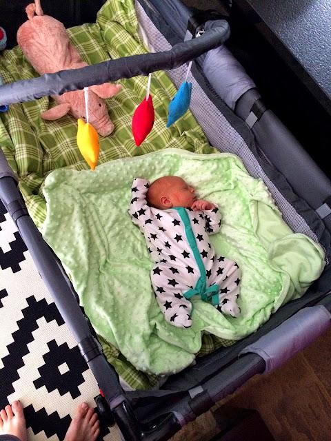 Newborn Baby Boy Archer