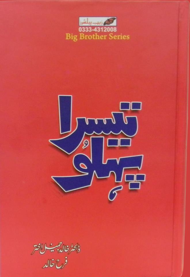 Teesra pehlu by Dr Khalid Jamil Akhtar