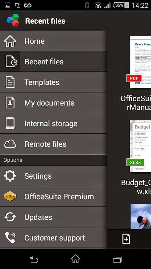 OfficeSuite 8 Premium v8.0.2421