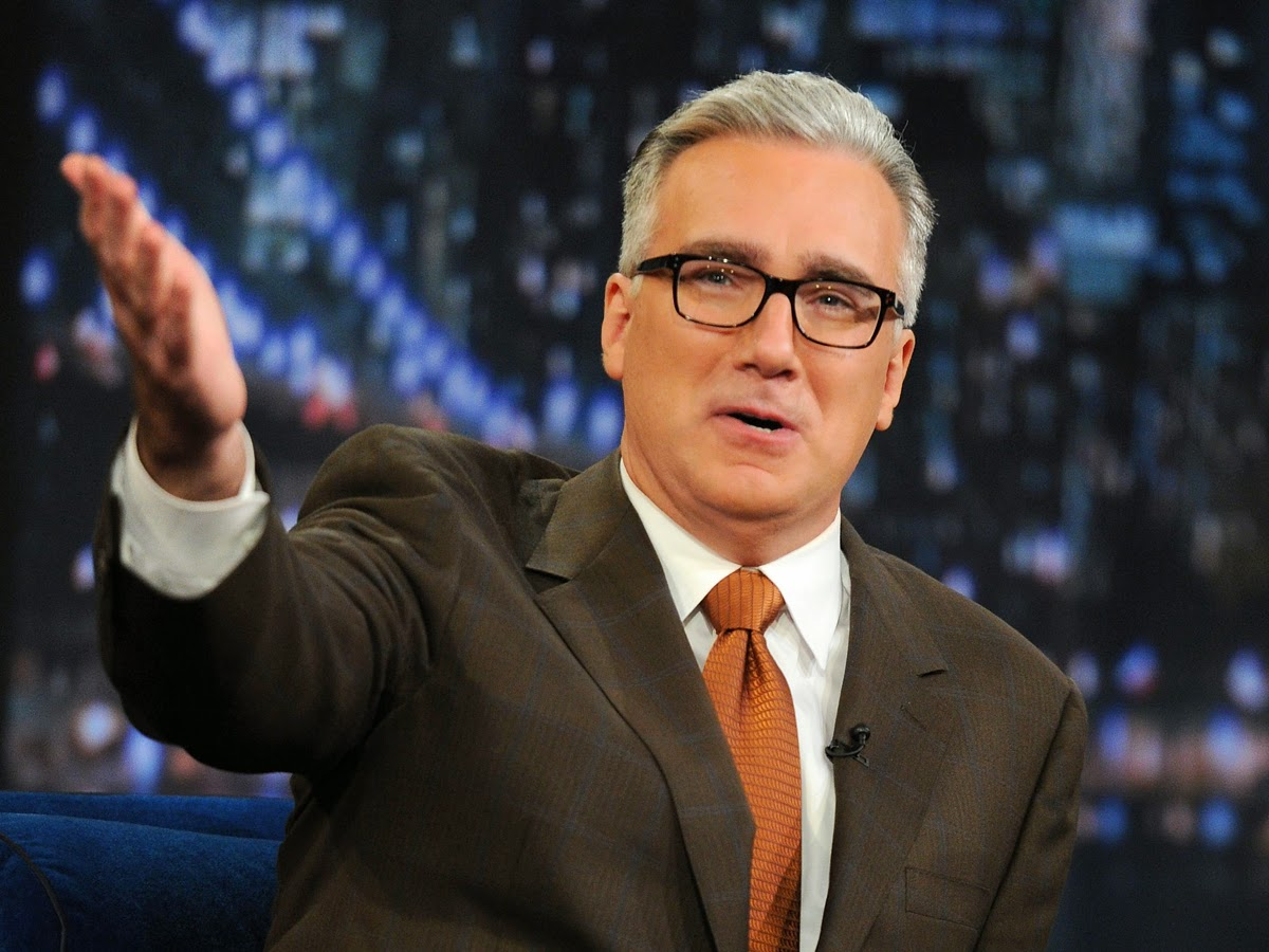 Photo Credit - Business Insider Former MSNBC Host Keith Olbermann was driven off the network by Comcast in 2011.