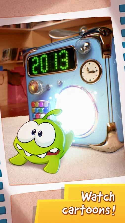 Cut the Rope: Time Travel HD v1.3.2