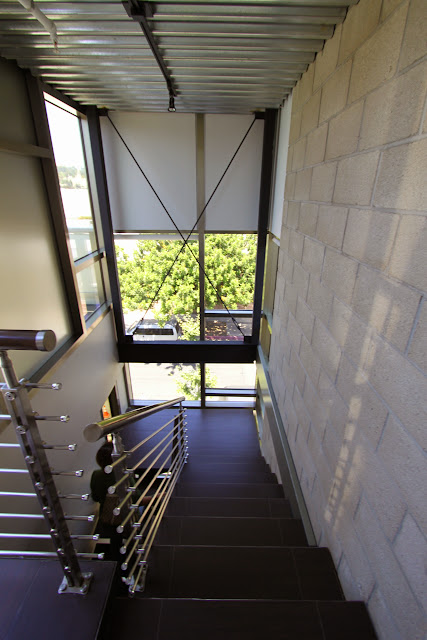 Dwell Home Tours LA 2013, Atwater Crossing Industrial Townhouse. David Mast