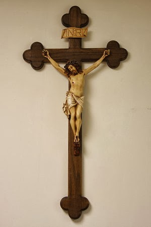 Crucifixes by the ORC Sisters