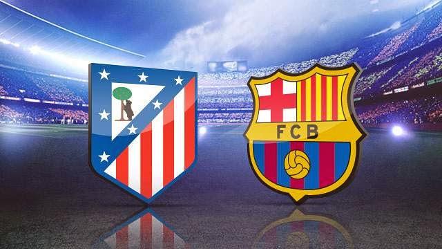 Atletico Madrid-FC Barcelona