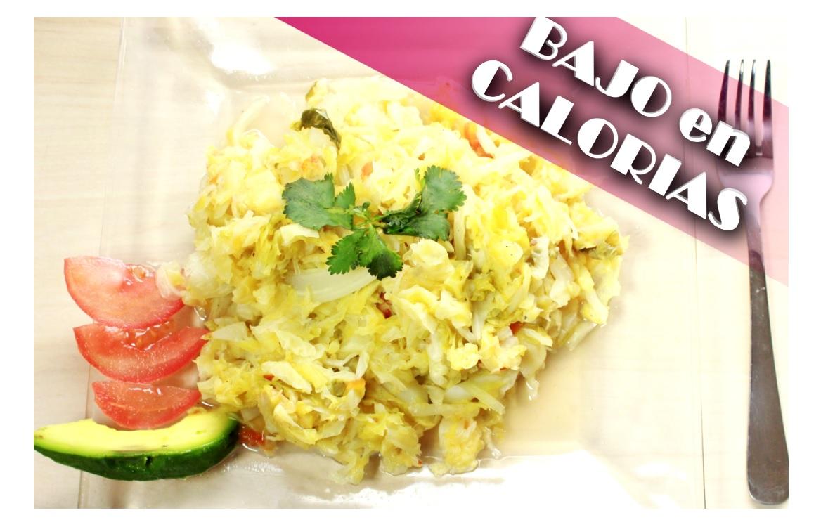 Elena malova guiso de repollo col receta saludable y for Cocinar una tarde para toda la semana