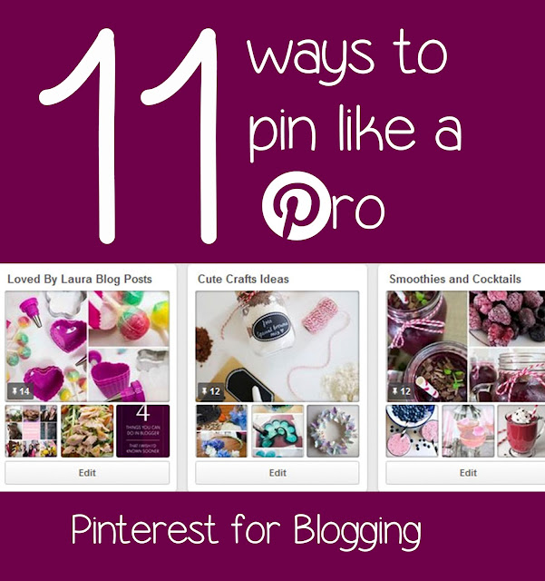 Pinterest for Blogging   11 ways to pin like a pro