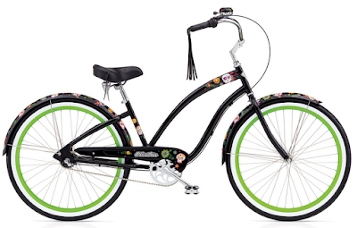Electra Sugar Skull Women's Bike