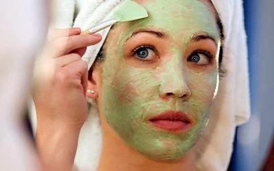 cara membuat masker mentimun untuk wajah