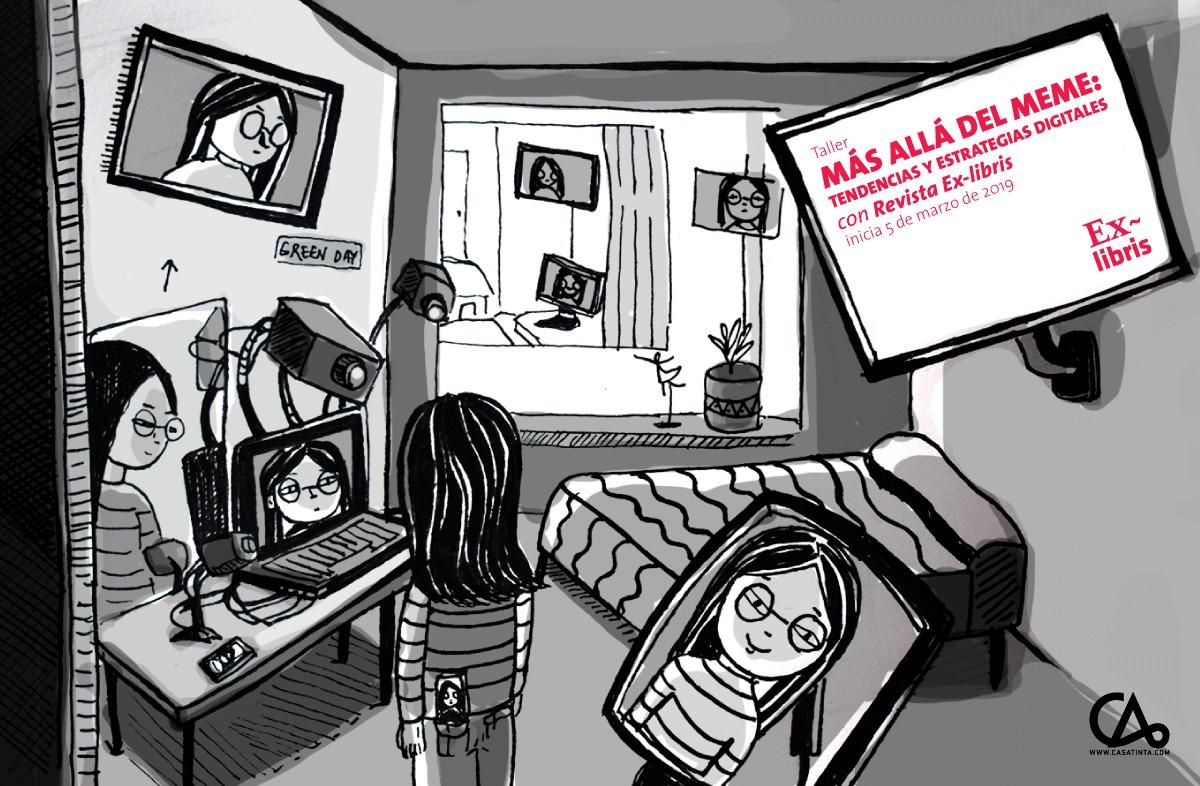 Más allá del meme: tendencias y estrategias digitales // 5 de marzo
