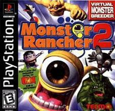 Monster Rancher 2   PS1