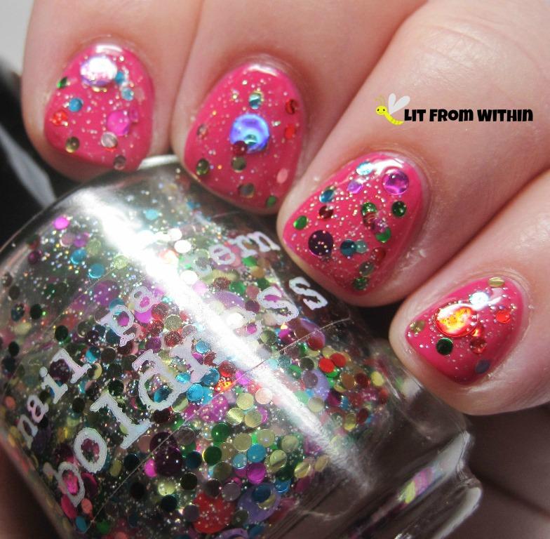 Nail Pattern Boldness Birthday B!tch
