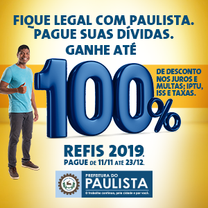 Fique legal com Paulista.