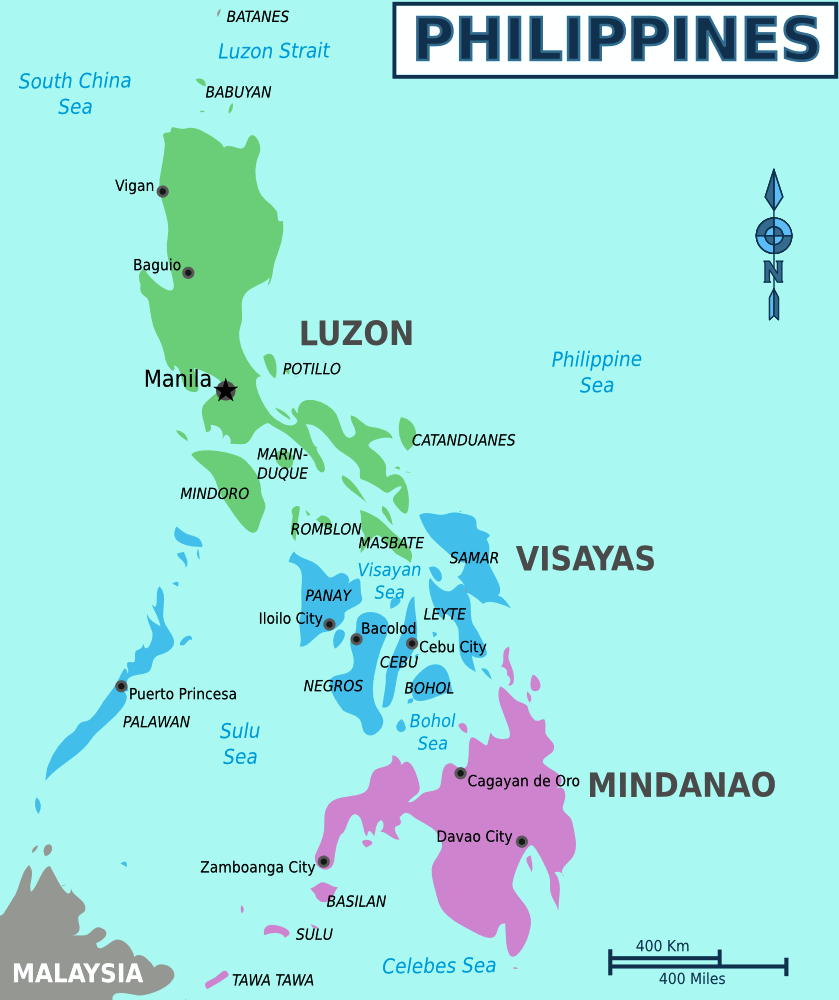 super regions of the philippines Manila -- super typhoon lawin's estimated damage to agriculture and infrastructure in four regions in the philippines has reached p2 billion, the national disaster risk reduction and management council (ndrrmc) said sunday.