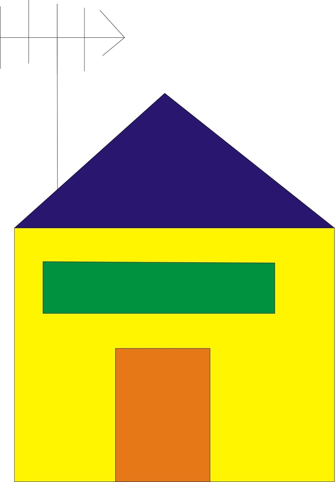 Rizqi Arie Harnoko Contoh Desain Model Rumah Via Corel