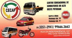 CENTRO EDUCACIONAL DE CONDUTORES DO ALTO OESTE POTIGUAR