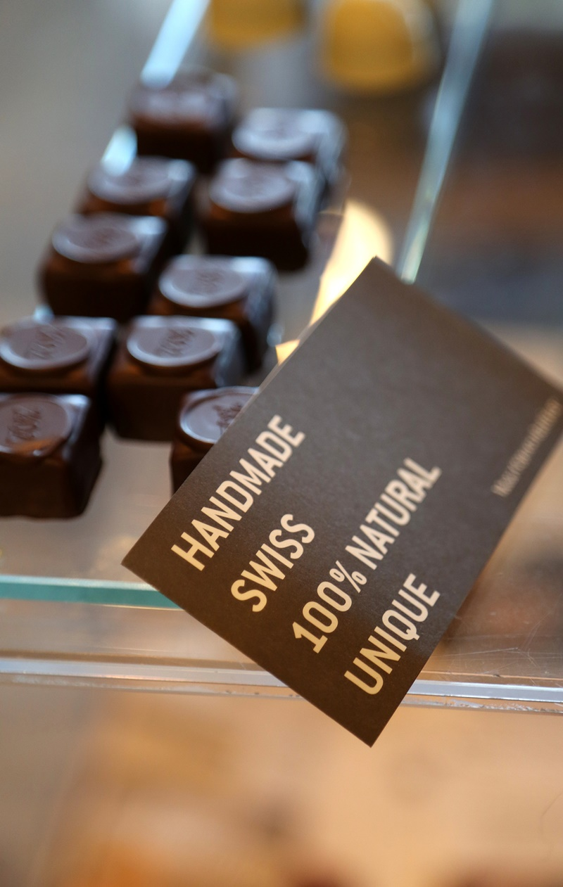 Why are Swiss chocolates the best in the world? The answer will ...