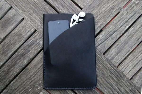Handmade Leather iPad Mini Cases