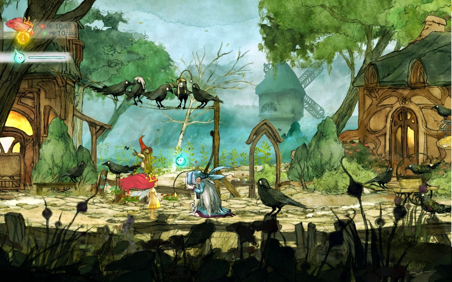 Child of Light PC Game