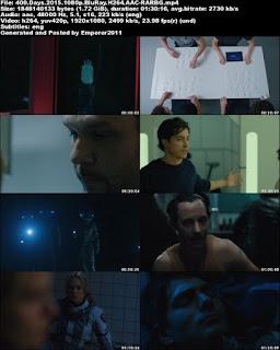 400 Days (2015)