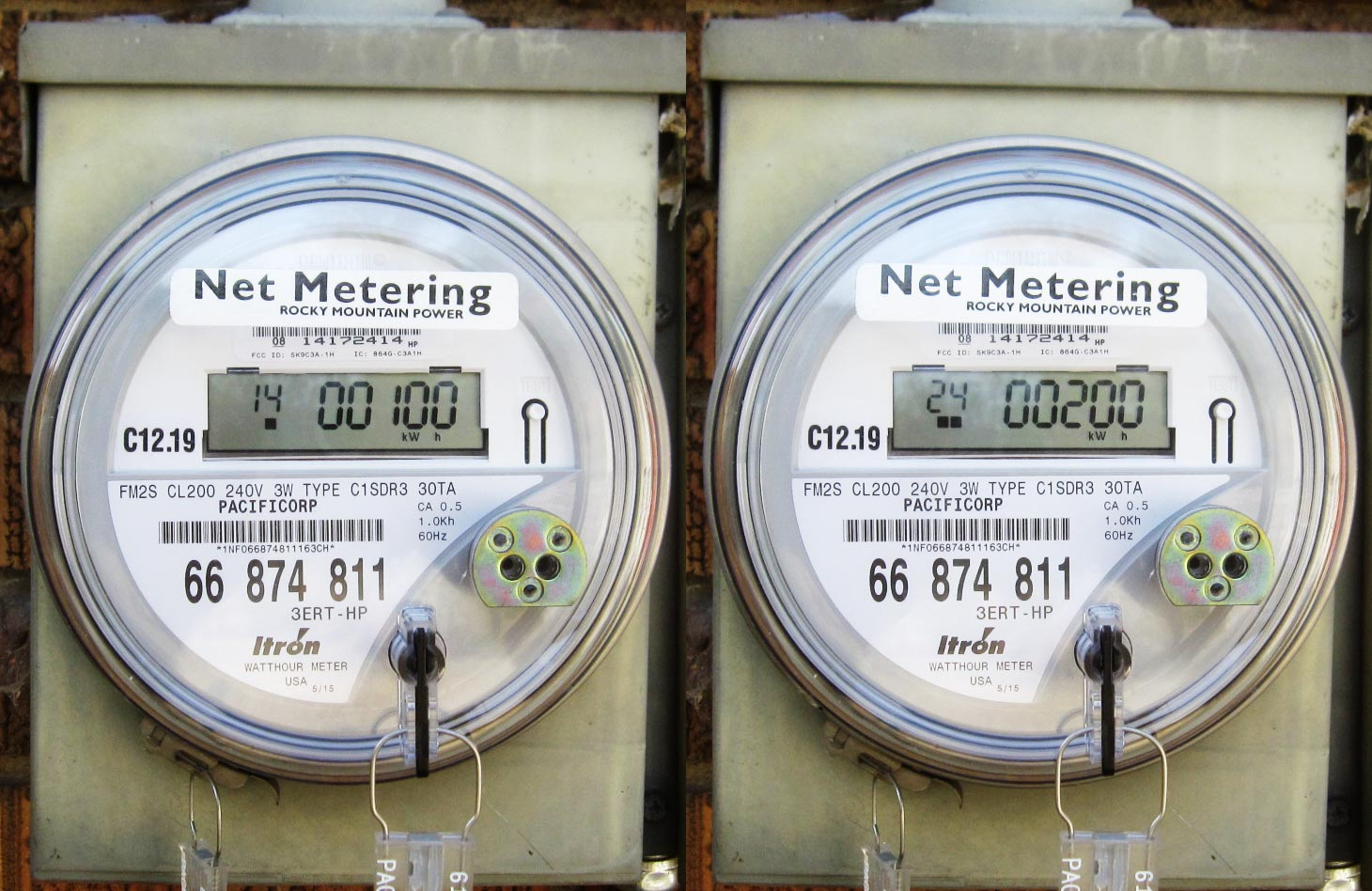 Solar Energy Meter System : Dan s diary solar system a first look at the data