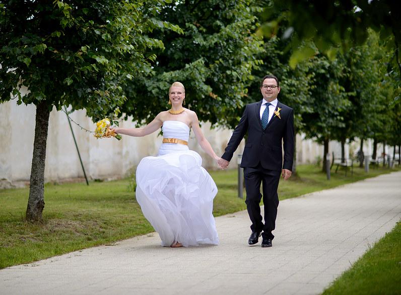 Vestuvės Pažaislio vienuolyne