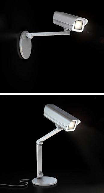 Desain Lampu Yang Unik