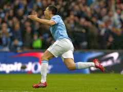 Man City wins Capital One Cup
