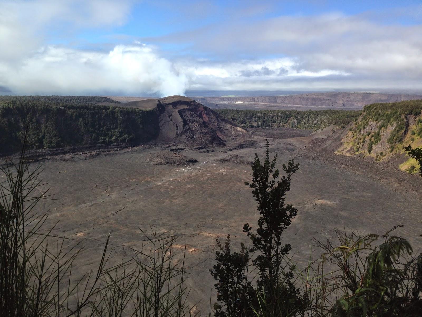 Kilauea volcano in Hilo