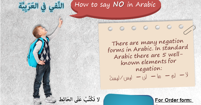 How to say essay in arabic