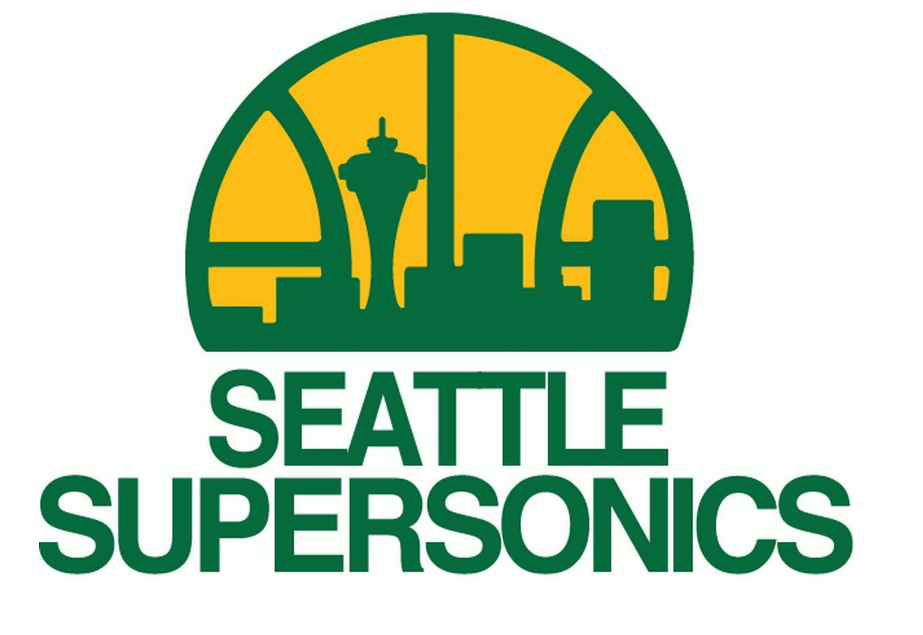 Old Sonics Logo, sonics logo