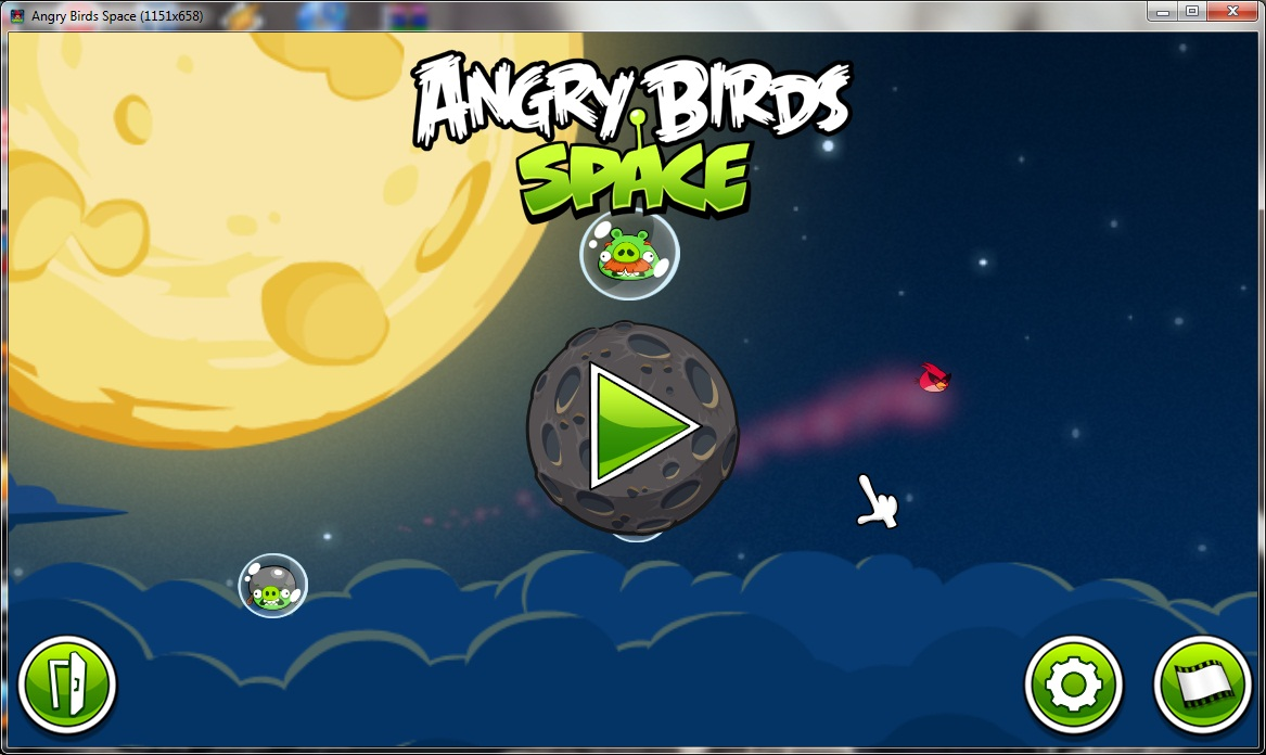 Angry Birds Space 1.4.0 Full Crack Serial Number Terbaru 2013