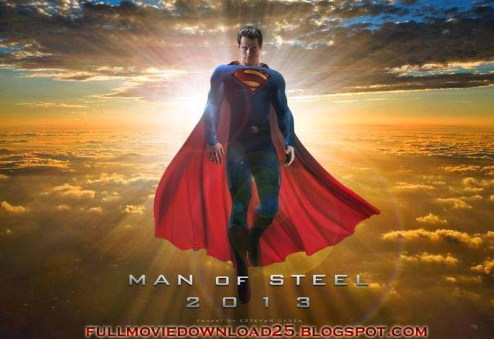 Man of Steel (2013) http://fullmoviedownload25.blogspot.com/
