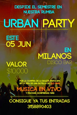 URBAN PARTY - MILANOS