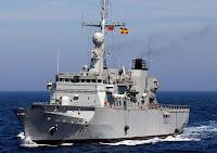 Floreal class frigate