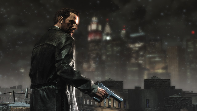 New Max Payne 3 Screenshot