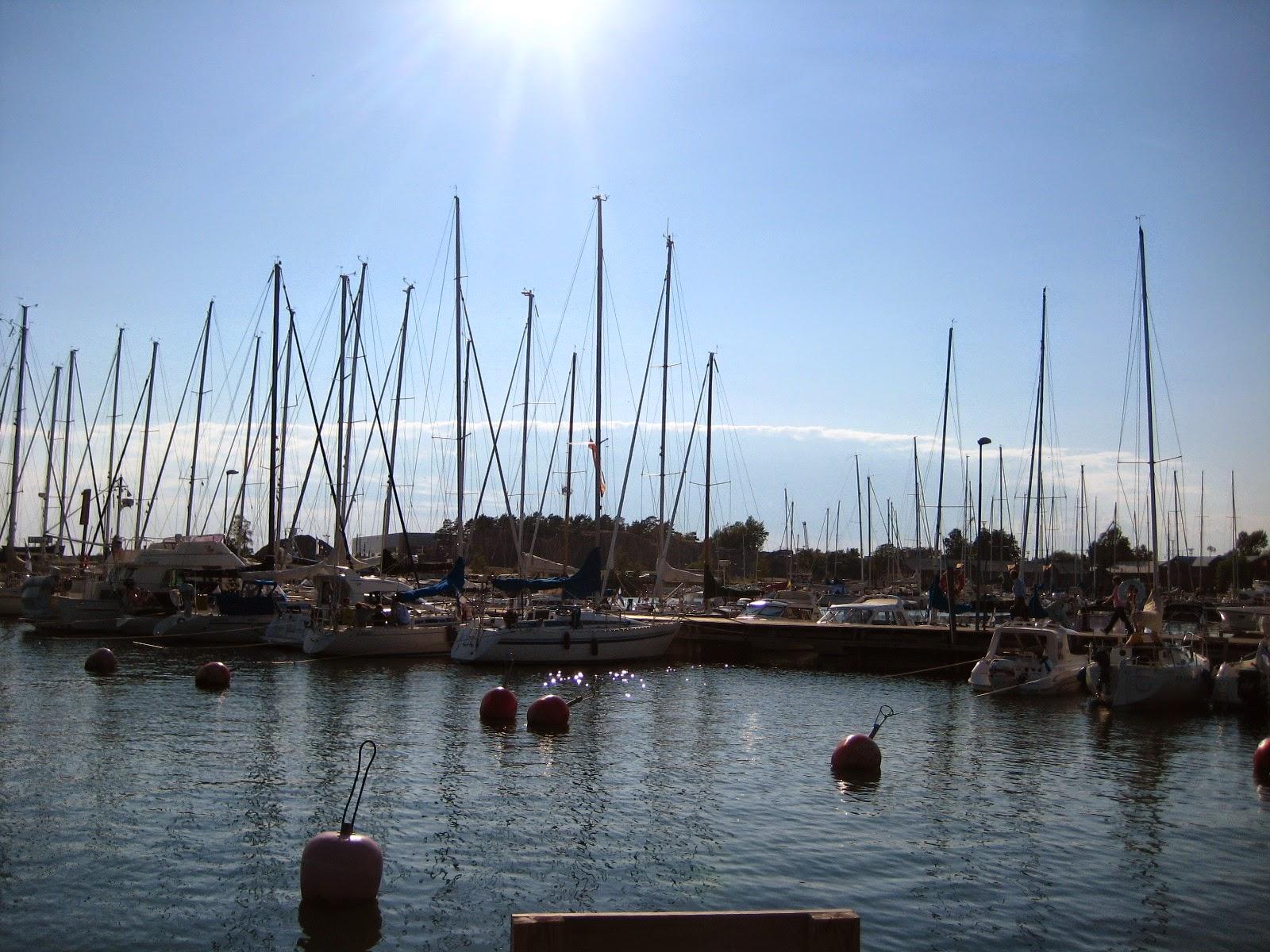 hanko satama harbour