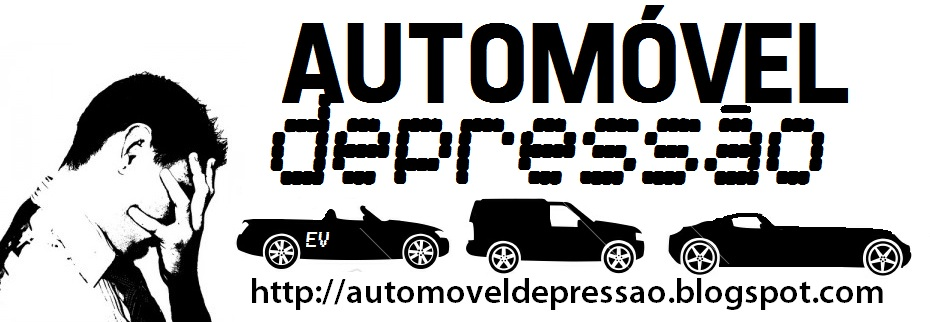 Automóvel Depressão