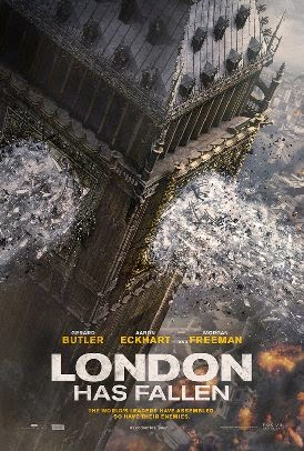 sinopsis film London Has Fallen